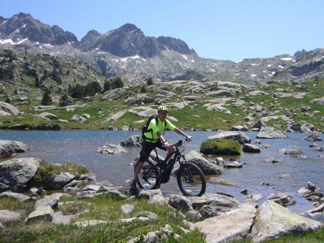Val de Ruda y Lacs Saboredo